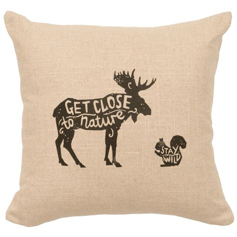 Nature Pillow by To Nature Pillow