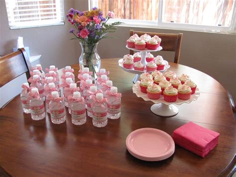 girl baby shower table decorations baby shower dessert table for girl unique hardscape