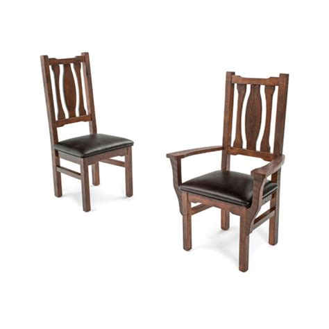 Side Chairs Dining Room Oak Side Chair Green Gables