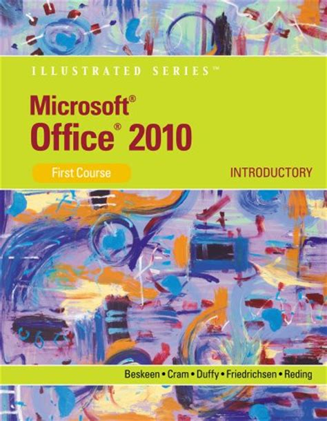 Microsoft Office Book by Bundle Microsoft Office 2010 Illustrated Introductory