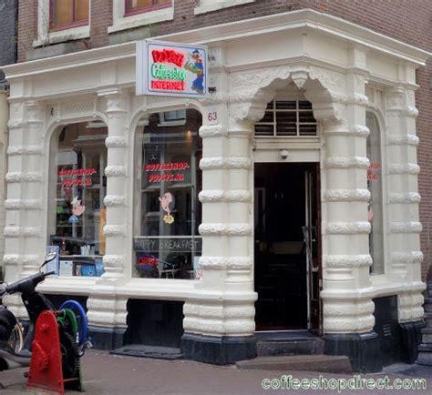 popeye amsterdam coffeeshop directory
