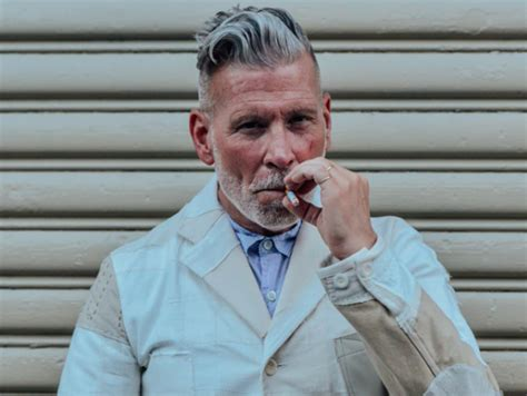 nick wooster biographty nick wooster talks about his career as a self proclaimed