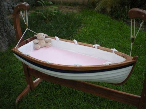 Sailboat Crib by Boat Crib For The Home
