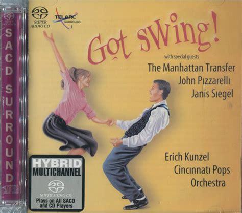manhattan transfer swing erich kunzel cincinnati pops orchestra with special