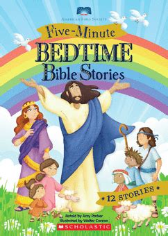 five minute bedtime stories five minute bedtime bible stories by