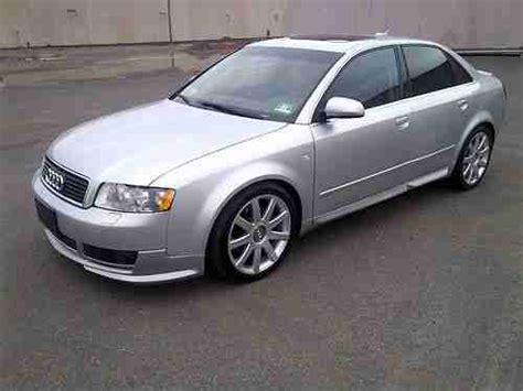 Sell Audi A4 by 2005 Audi A4 Sline Sedan Sell My Car Sell My Car Buy