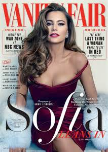 sofia vergara covers vanity fair may 2015