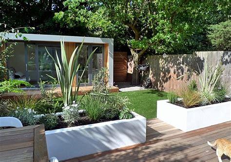 backyard planting designs clapham and balham modern garden design decking planting