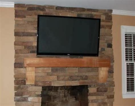 wall mount mantels and flats on