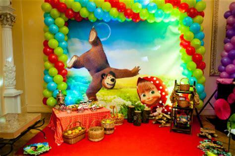 lade da tavolo fai da te muyameno fiestas infantiles decoradas con masha y el