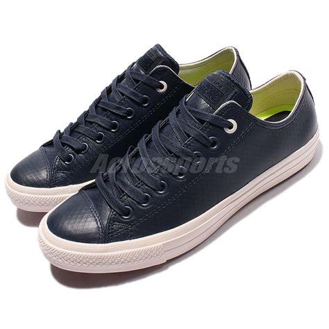 Converse Chuck Tylor Ii Boots Navy converse chuck all ii 2 lunarlon navy white casual shoes 153557c ebay