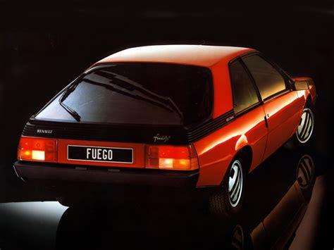 renault fuego interior waarom is de renault fuego nog geen klassieker autoblog nl