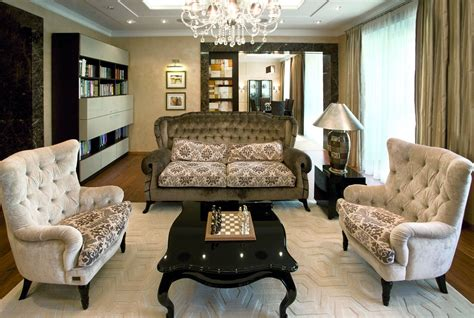 Apartment Living Room Ideas Pinterest by Art Deco Style Interior Design Ideas