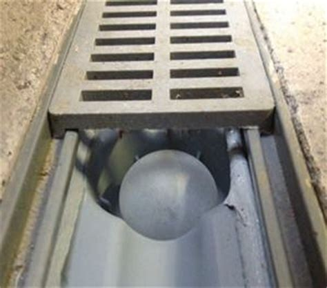 Trenchlock Trench Drain Inserts By Basement Systems Usa Water Coming Up From Basement Drain