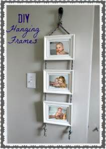 picture frame hanging ideas diy wall hanging ideas diy and crafts