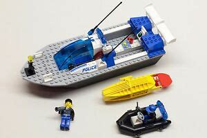 lego police boat ebay lego 4669 turbo charged police boat junior water