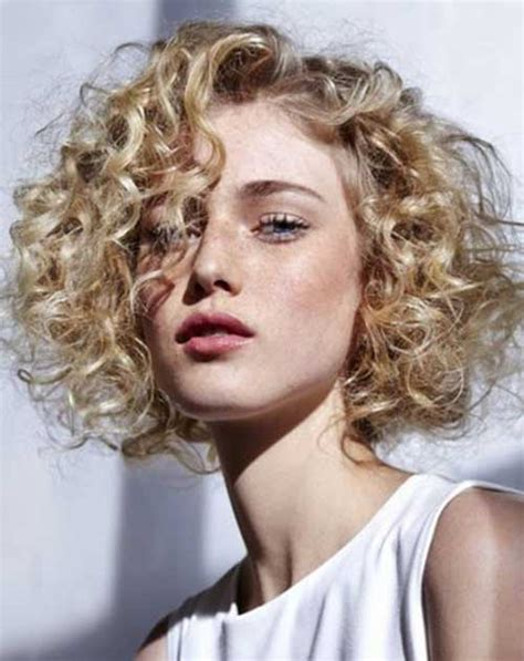 very pretty short curly hairstyles you will love short