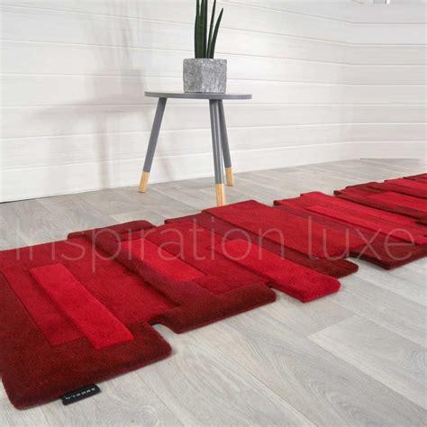 Tapis Luxe Design by Tapis De Luxe De Couloir Design Pebbles Par Angelo