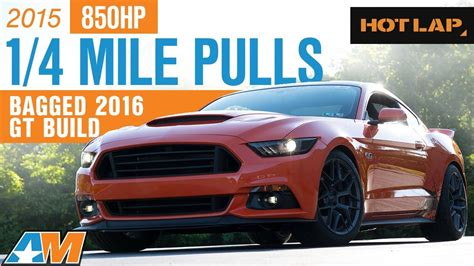 Ford Mustang Sweepstakes - 850 hp 2015 mustang gt build 2017 ford raptor giveaway hot lap youtube