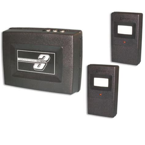 Linear Delta 3 Dd Two Remote And Receiver Set Garage Linear Delta 3 Garage Door Opener