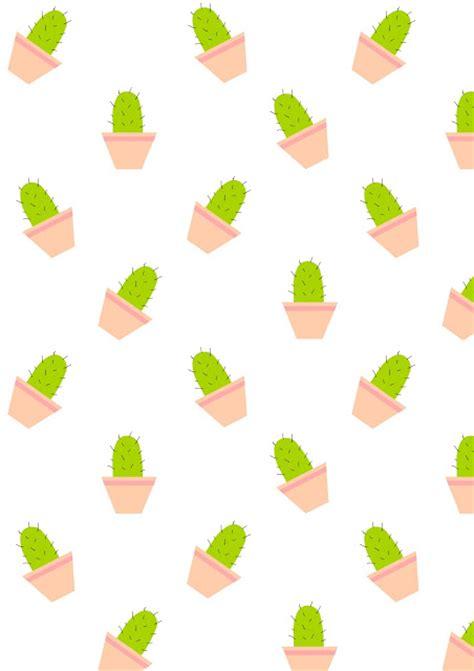 Free Digital Cactus Scrapbooking Paper Ausdruckbares Geschenkpapier Freebie Meinlilapark Paper Cactus Template