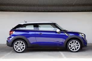 Mini Cooper Paceman Dimensions Mini Paceman Official Specs And Images Autoevolution