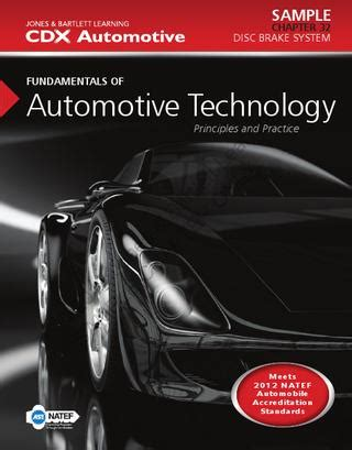 fundamentals of automotive maintenance and light repair workbook answers jones bartlett learning cdx automotive sle chapter 32