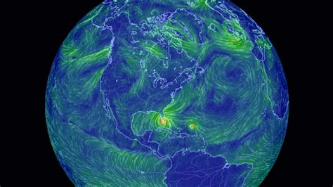 earth wind map site of the week earth wind map aerosavvy