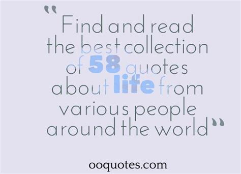 Find Around The World Find And Read The Best Collection Of 58 Quotes About From Various Around