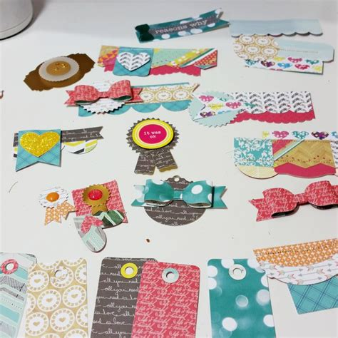Handmade Embellishments For Scrapbooking - 17 best images about handmade by refugees on