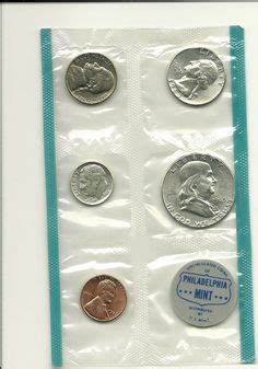 1963 united states uncirculated coin mint set free by glpastudios 25