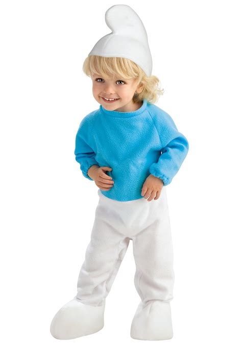 diy costumes for toddlers toddler smurf costume