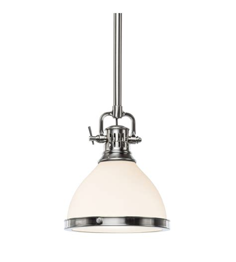 randolph ceiling pendant from hudson valley lighting hudson valley 2621 sn randolph 1 light pendant in satin