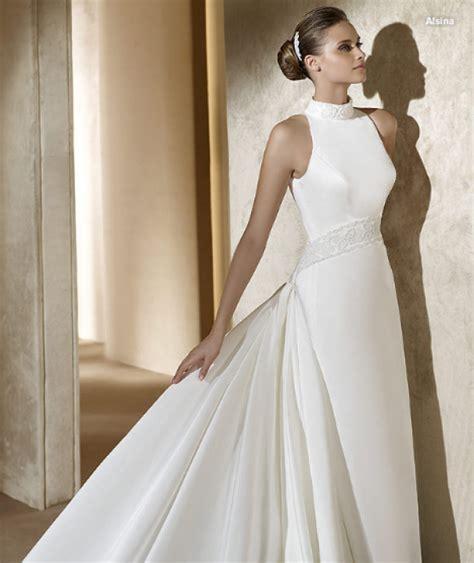 Mock Designer Wedding Dresses by 21 Superb Turtleneck Wedding Dress Navokal