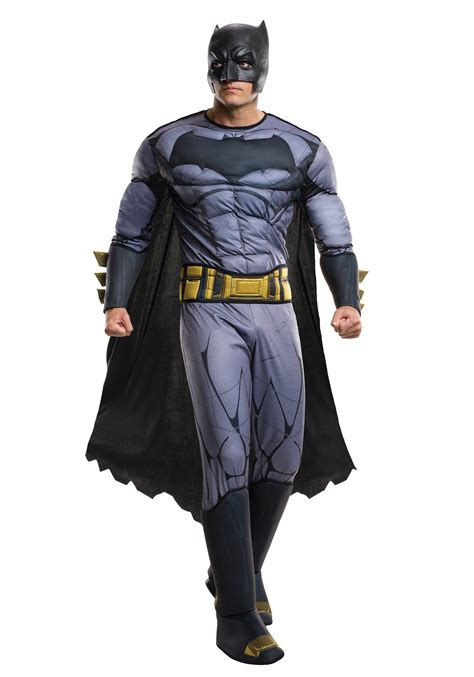 batman costume deluxe batman v superman costume for adults