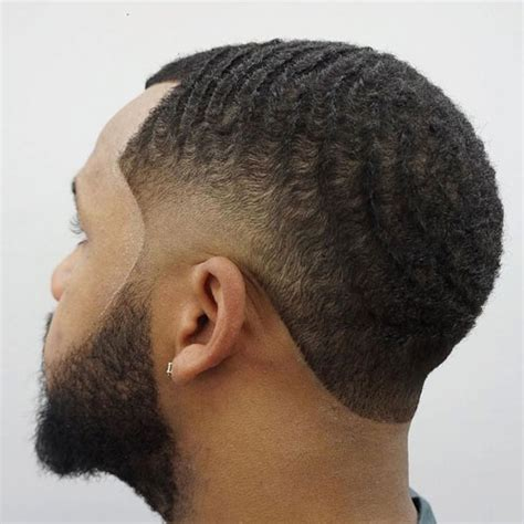 pic of black men with waves in their hair how to get 360 waves for black men