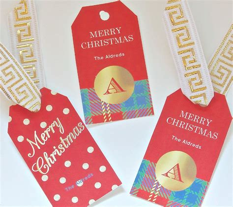 free printable christmas tags that you can type on free christmas printables gift tags wrap paper and bows