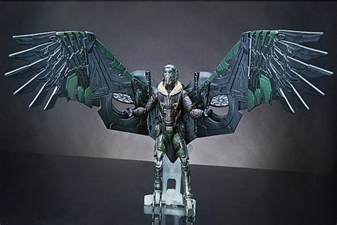 Marvel Homecoming 15cm Vulture hasbro s vulture figure offers detailed look at homecoming