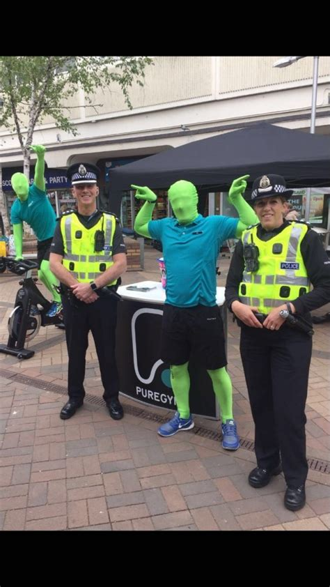 great fun day  pearl izumi motherwell shopping centre