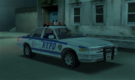 the gta place 1997 nypd crown victoria police