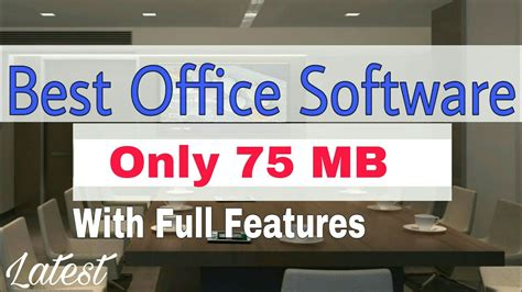 best office suite free best free office suites office suite programs best