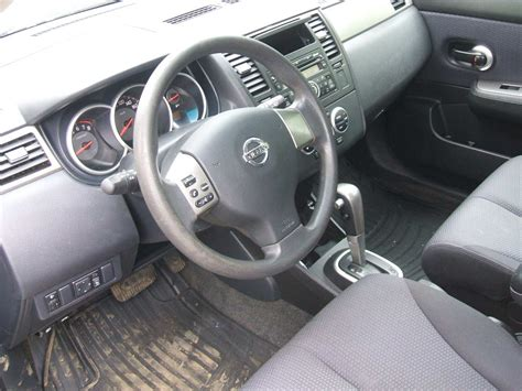 nissan tiida 2008 interior 2008 nissan tiida for sale 1598cc gasoline ff
