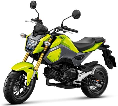Honda MSX 125 launched in Malaysia   RM11,128