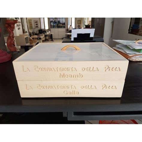 cassette pizza personalizzazione cassetta lievitazione