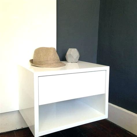 Floating Nightstand Ikea by Ikea Malm Floating Nightstand For Sale For Home Nzito