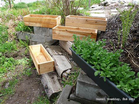 how to build flower boxes for railings deck planters or