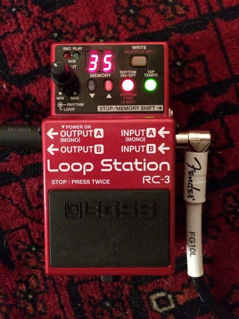 Harga Loop Station Rc 3 rc 3 loop station review guitar idiot