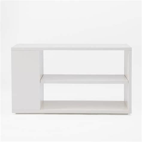 white modular bookcase modular bookcase white west elm