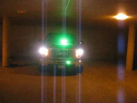 green led emergency lights gmc sierra crew 2009 truck pov led emergency response