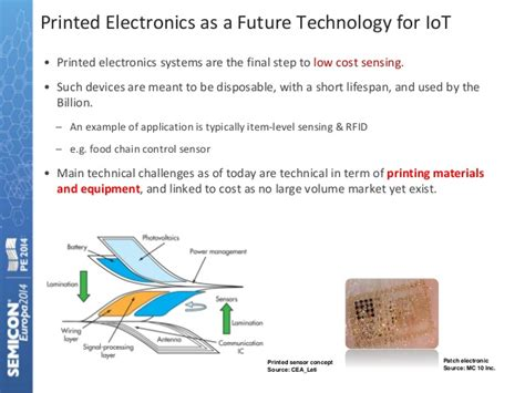 printable electronics flexibility for the future market technology trends in materials equipment for